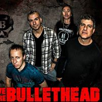 We Are Bulletheaded CD Release Party