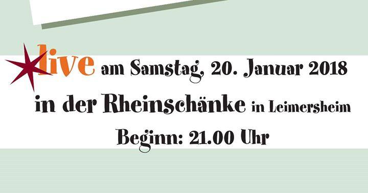 Nobody´s Business Live at Rheinschänke Leimersheim, Germersheim