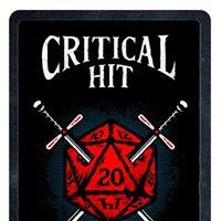 Critical Hit Pinball Tournament