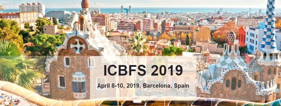 2019 10th International Conference on Biotechnology and Food Science (ICBFS 2019)