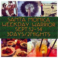 Weekday Warrior Venice Beach