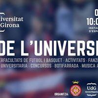Dia de lUniversitari - Girona F.C vs SD Huesca