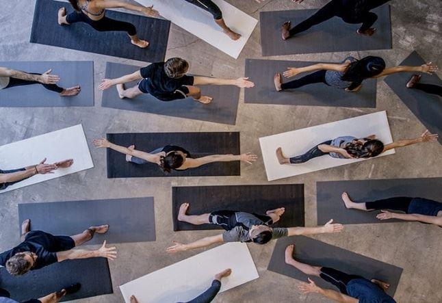 New Year 6 Wk Beginner Yoga Course