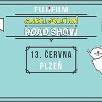 Fujifilm Global Solution Road Show v Plzni
