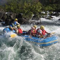 Kundalika white water rafting