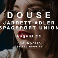 DOUSE (YVR) w Jarrett Adler &amp Spaceport Union