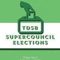 TDSB SuperCouncil 2017 Elections