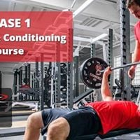 Phase 1 Strength &amp Conditioning Course