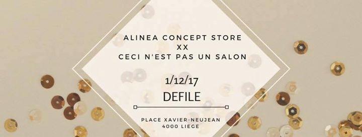 Défilé Alinéa Concept Store Ceci Nest Pas Un Salon Liège
