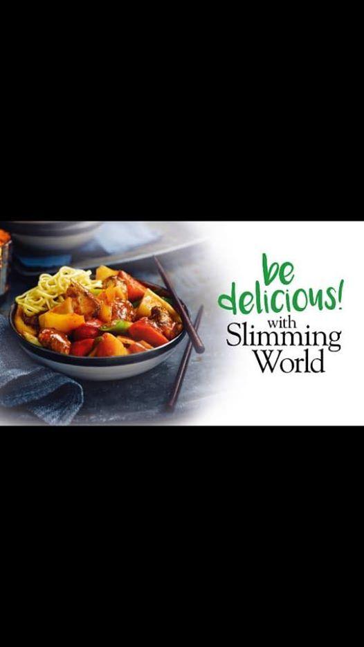5.30 group at Slimming World at tillington
