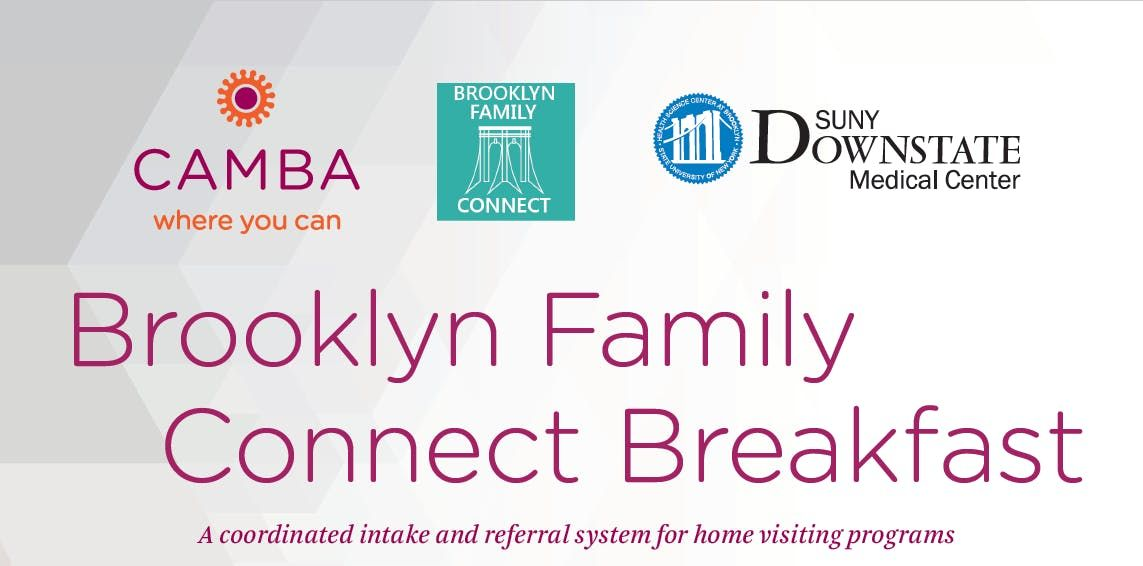 Brooklyn Family Connect Launch Breakfast