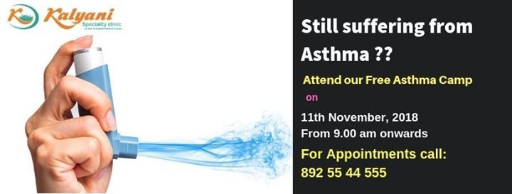 Free Asthma Allergy & Common cold CAMP