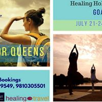 Healing Holiday Trip To Goa