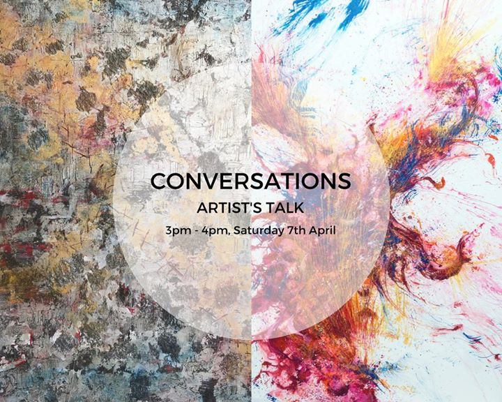 Conversations Artists Talk with Andy Yang & Eugenia Gajardo