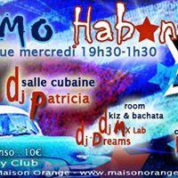 Ritmo Habana - Reprise le 22 novembre  Dj Patricia