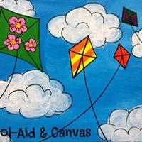 Kool-Aid &amp Canvas
