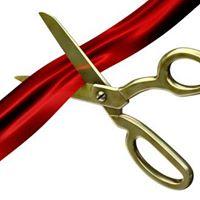 Lydian Dental Ribbon Cutting
