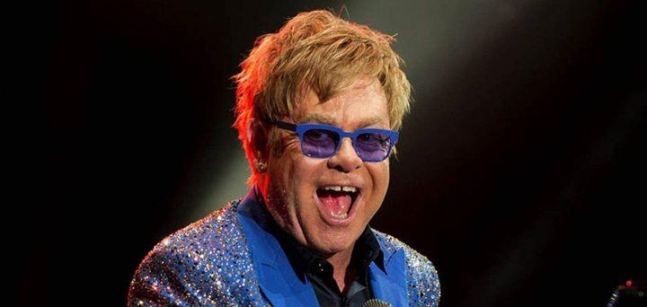 Elton John in Albany