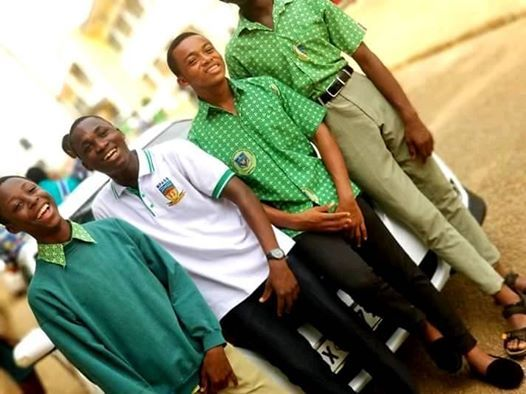 THE EASTER jams at Mpraeso Senior High School, Accra