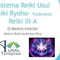 Reiki III - A &quot O Mestre Interior - A Realizao&quot Trs Coroas