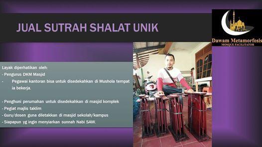Jual Sutrah Shalat di Ciomas 0831 1461 0391