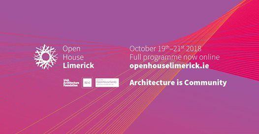 Open House Limerick 2018
