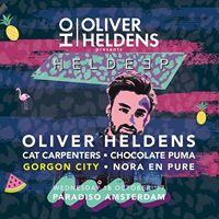 Oliver Heldens presents Heldeep - ADE (uitverkocht  sold out)