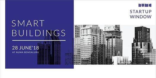 NUMA Startup Window - Smart Building