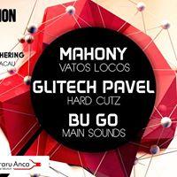 RaveOlution Gathering pres Mahony Glitech Pavel Bu Go