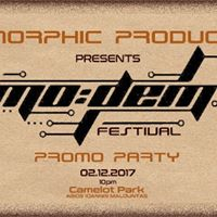 MODEM Festival2018 Promo Party Cyprus by Polymorphic Productions