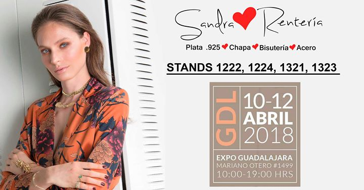 3b8a1c74ed38 Expo Joya Abril 2018 en Expo Guadalajara at Expo Joya