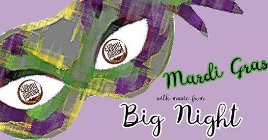 Big Night - Mardi Gras