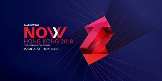 NOW conference 2018 Hong Kong