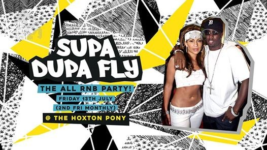 Supa Dupa Fly x All RnB Party