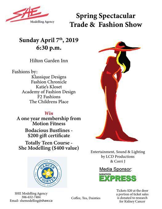 Spring Spectacular Trade & Fashion Show