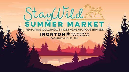Stay Wild Summer Market
