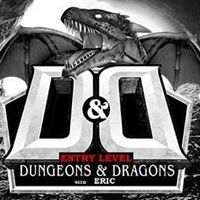 Entry Level D&ampD at The Ship And Anchor
