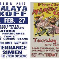 Mardi Gras at FitzGeralds