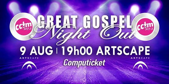 Great Gospel Night Out 2018