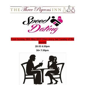 Kenilworth Speed Dating