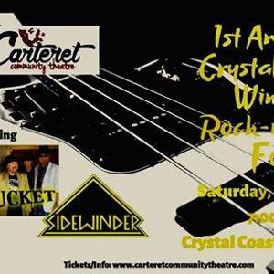 Nantucket & Sidewinder at Crystal Coast Civic Center