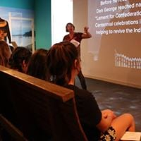 BC Culture Days Curators Tour of Chief Dan George