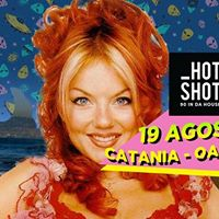 HOT SHOT 90 in da house  Catania  19.08.2017
