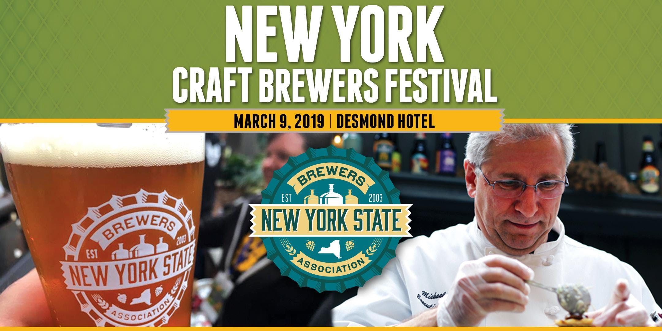 New York Craft Brewers Festival - General Admission
