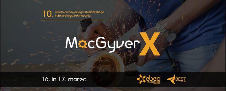MacGyver X