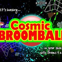 Cosmic Broomball