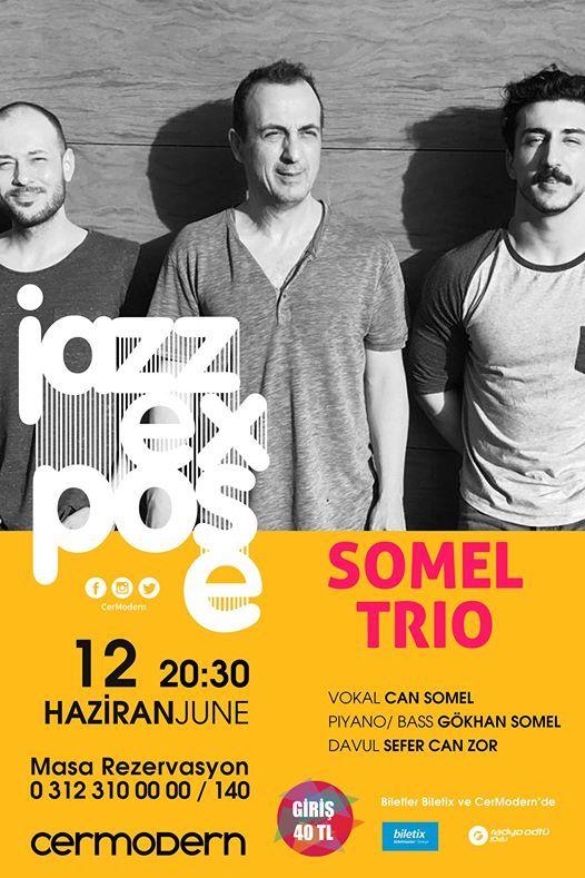 JazzExpose Somel Trio