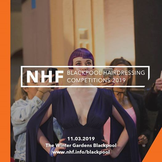 Blackpool Hairdressing Competitions