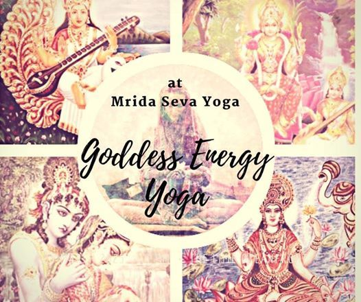 Goddess Energy Yoga-Durga