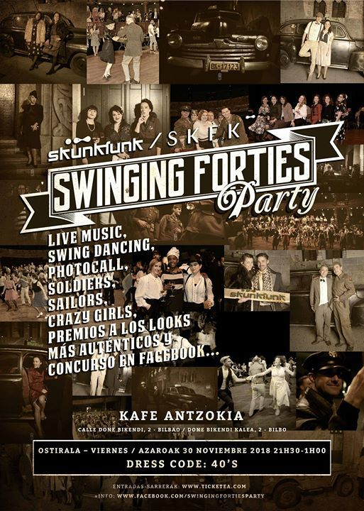 Swinging Forties Party